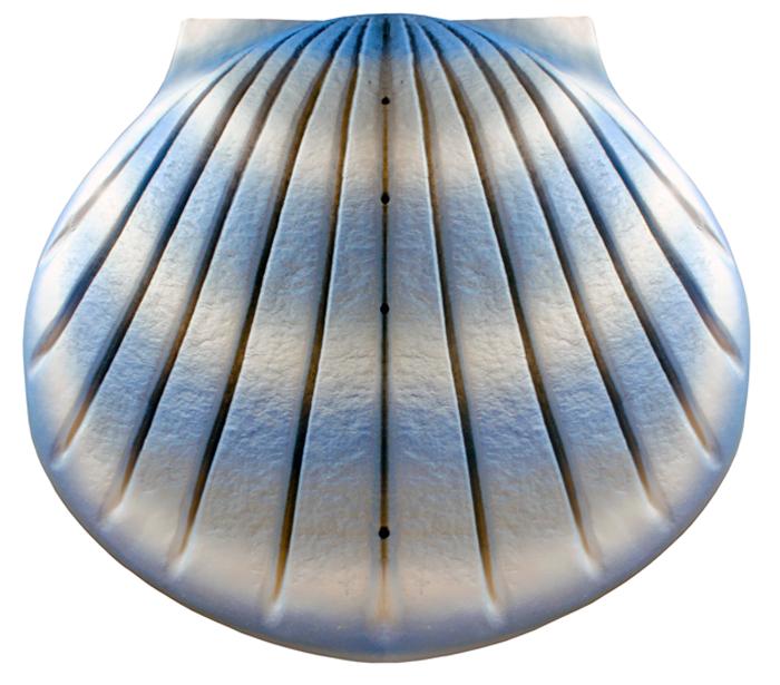 Schelp urn biologisch afbreekbare zee urn