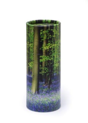 as strooikoker bluebell forest in verschillende maten