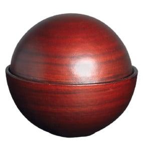 ecologische urn sfera caoba