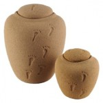 bio urn zand urn of mini urn oceane