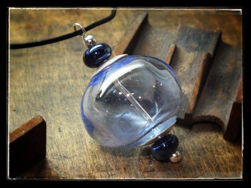 as-in-glas-sieraad-holle-bol-blauw
