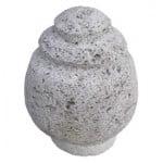 lava urn amphora L
