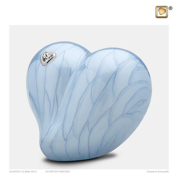 love heart urn collectie