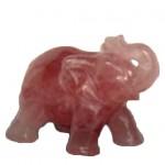 mini urn olifant rozenkwarts