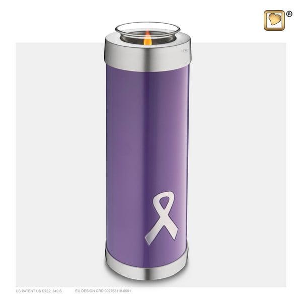 pinkribbon awareness collectie windlicht