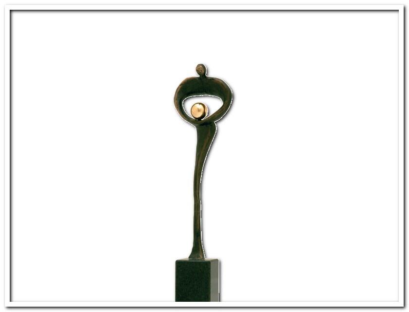 mini urn asbeeld-dagda brons