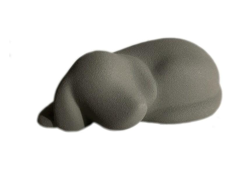 dieren urn porselein hond