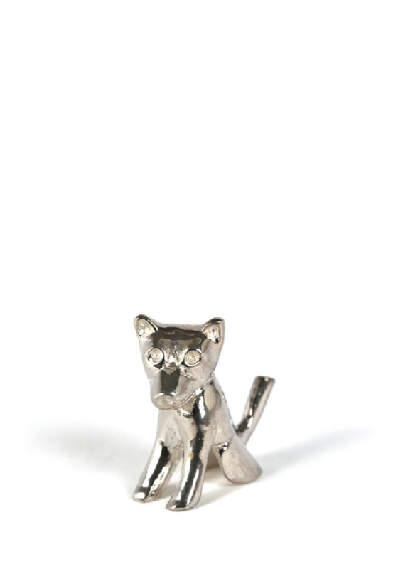 bedel zilver hond