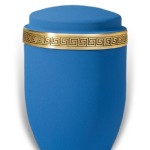 urn mat blue medium