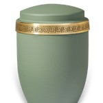 urn mat groen medium