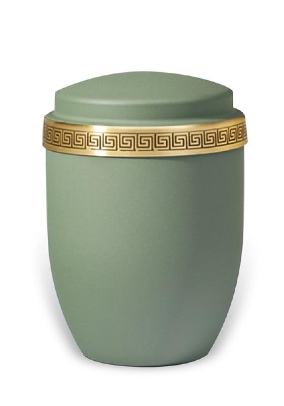 urn mat groen medium