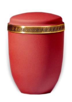 urn mat rood