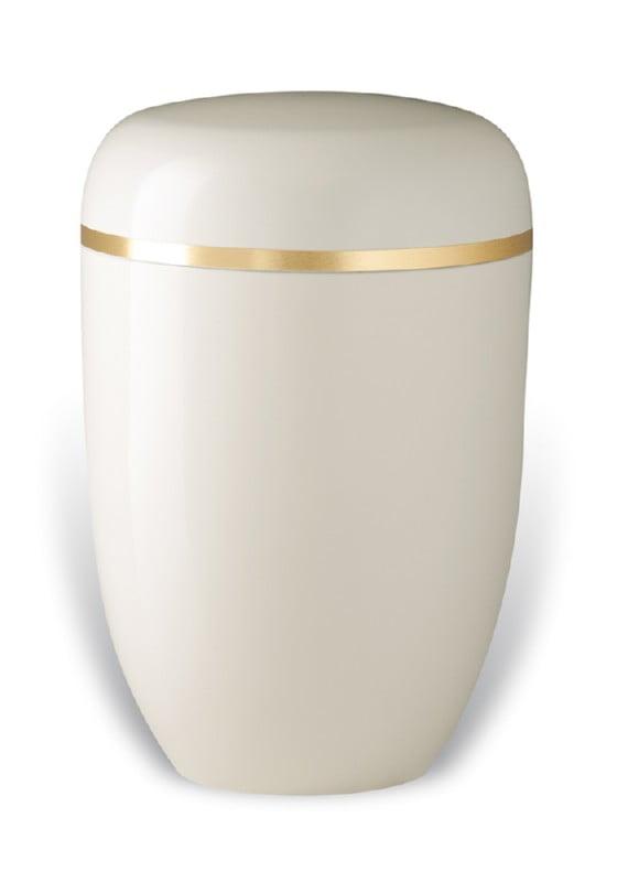 urn mat wit goudband