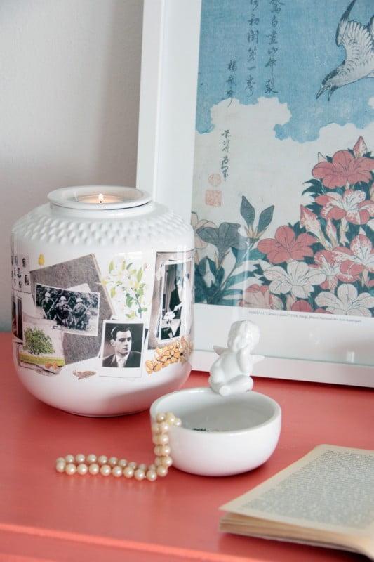urn miomind foto custom made met foto naar keuze