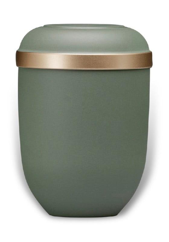 ecologische urn groen