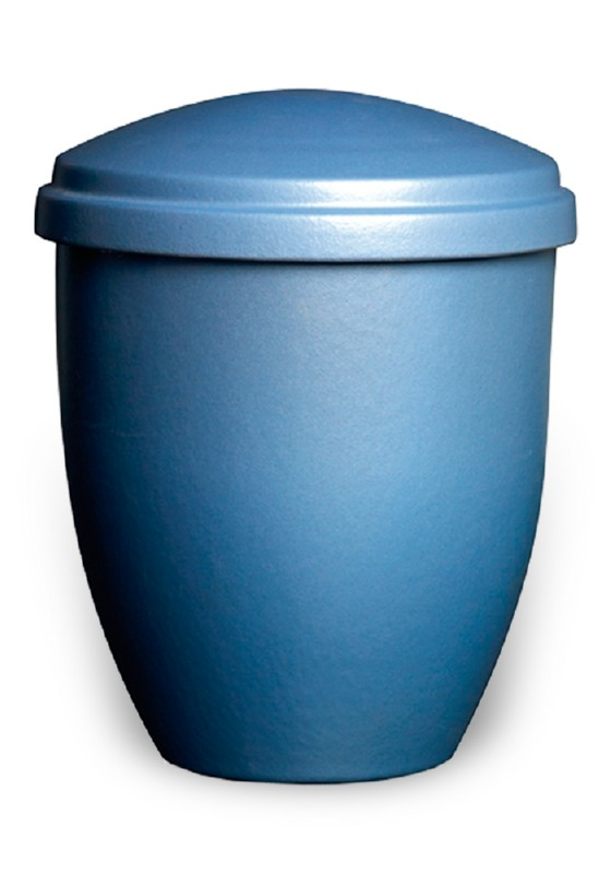 eclogische urn asbus bright blue