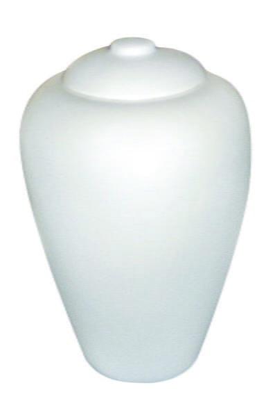 ecologische urn classic in twee kleuren