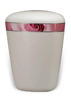ecologische urn roos L