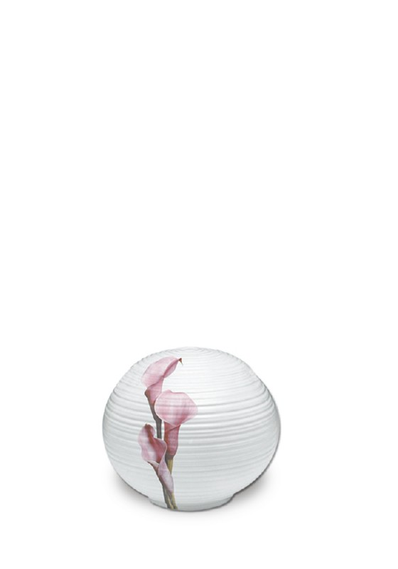 porselein miniurn sfera aronskelk