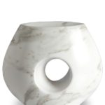porselein urn marmer