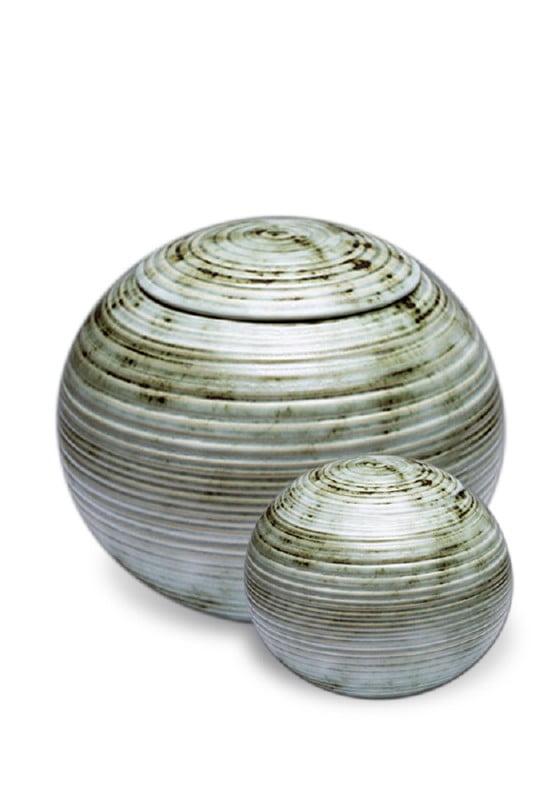 porselein urn miniurn sfera mos
