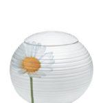 porselein urn sfera margriet