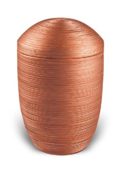 urn keramiek luxor koper