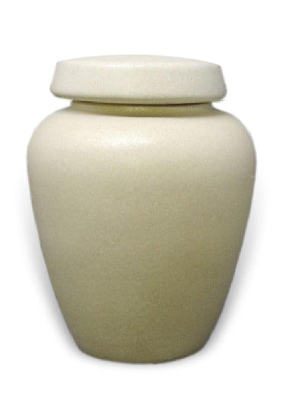 urn keramiek sable