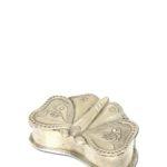 mini urn vlinder in tin