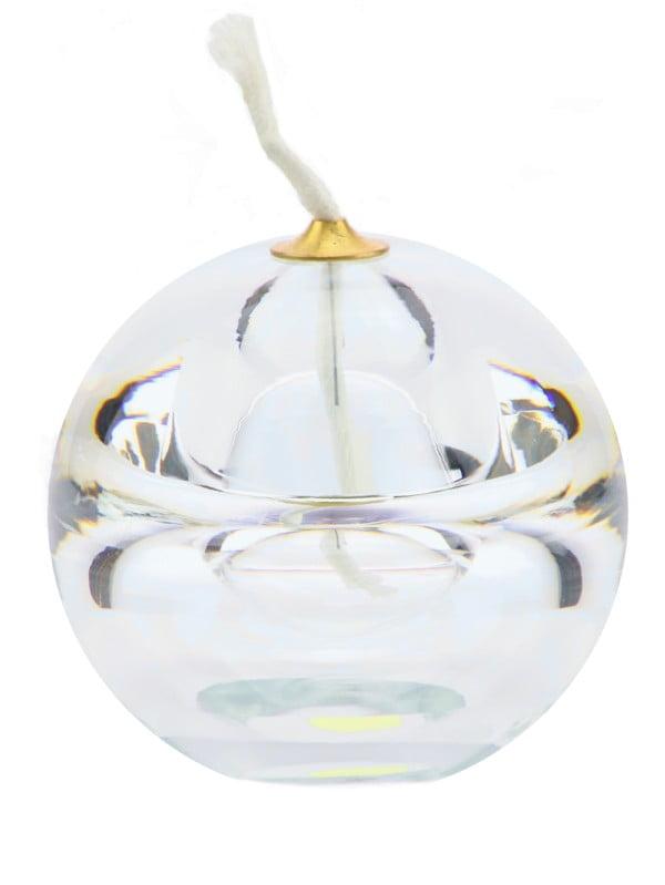mini urn glas olielampje in diverse kleuren