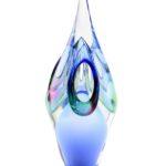 mini urn glas symphonie in diverse kleuren