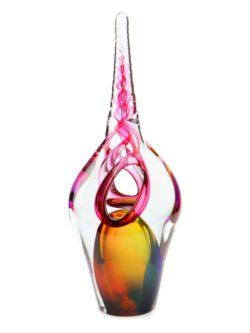 mini urn glas eenhoorn in diverse kleuren