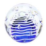 mini urn as bol universe koningsblauw