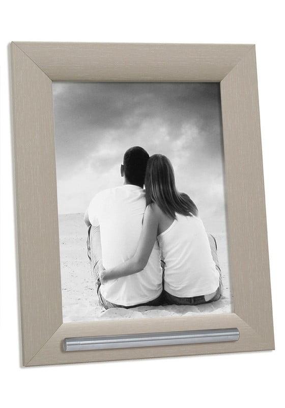 fotolijst met asbusje 13x18 grijs