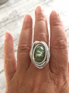 Ring Wrap as in glas