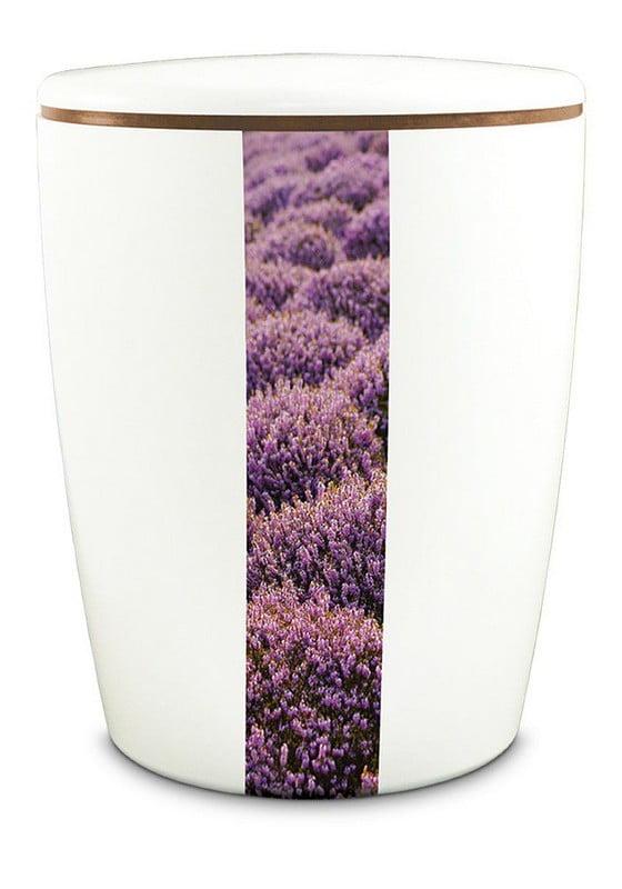 lavendelpad biologische urn