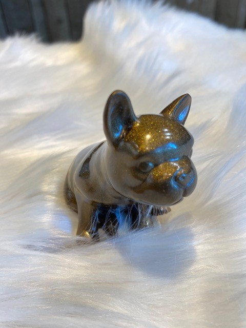 koester resin hond dieren urn