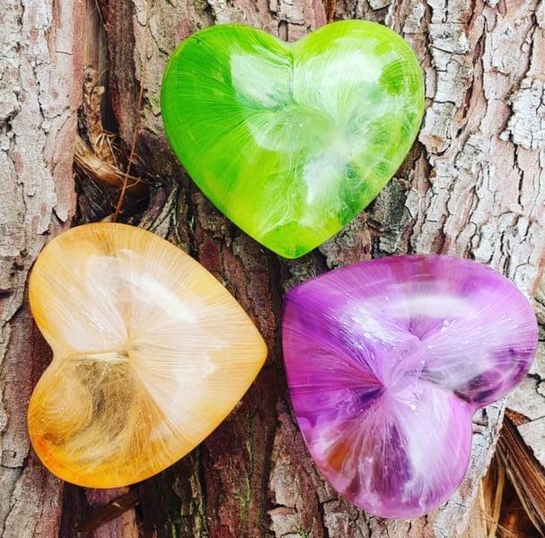 urn hart little heart vele kleuren