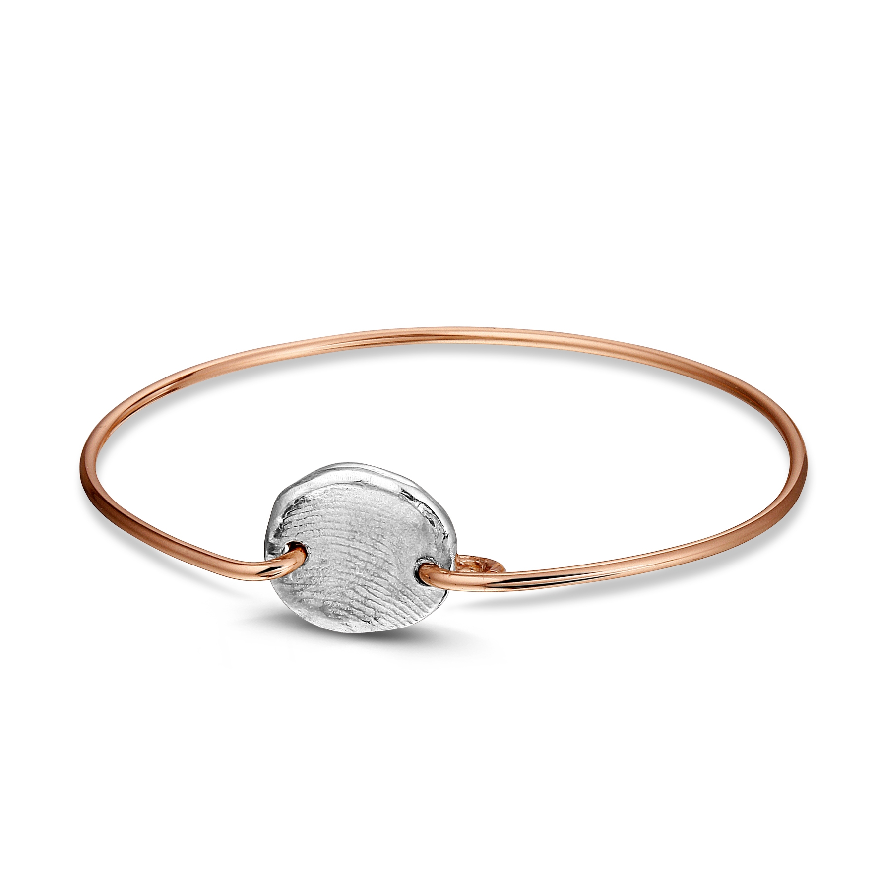 gedenk armband 406 SR Inkt/Scan see you