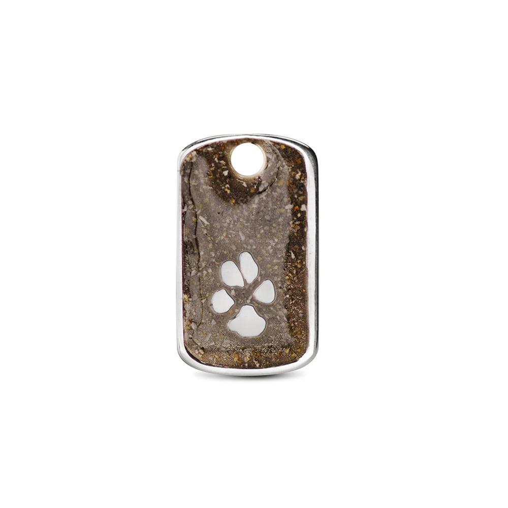 dieren ashanger dog-tag AP 004 B-ASH