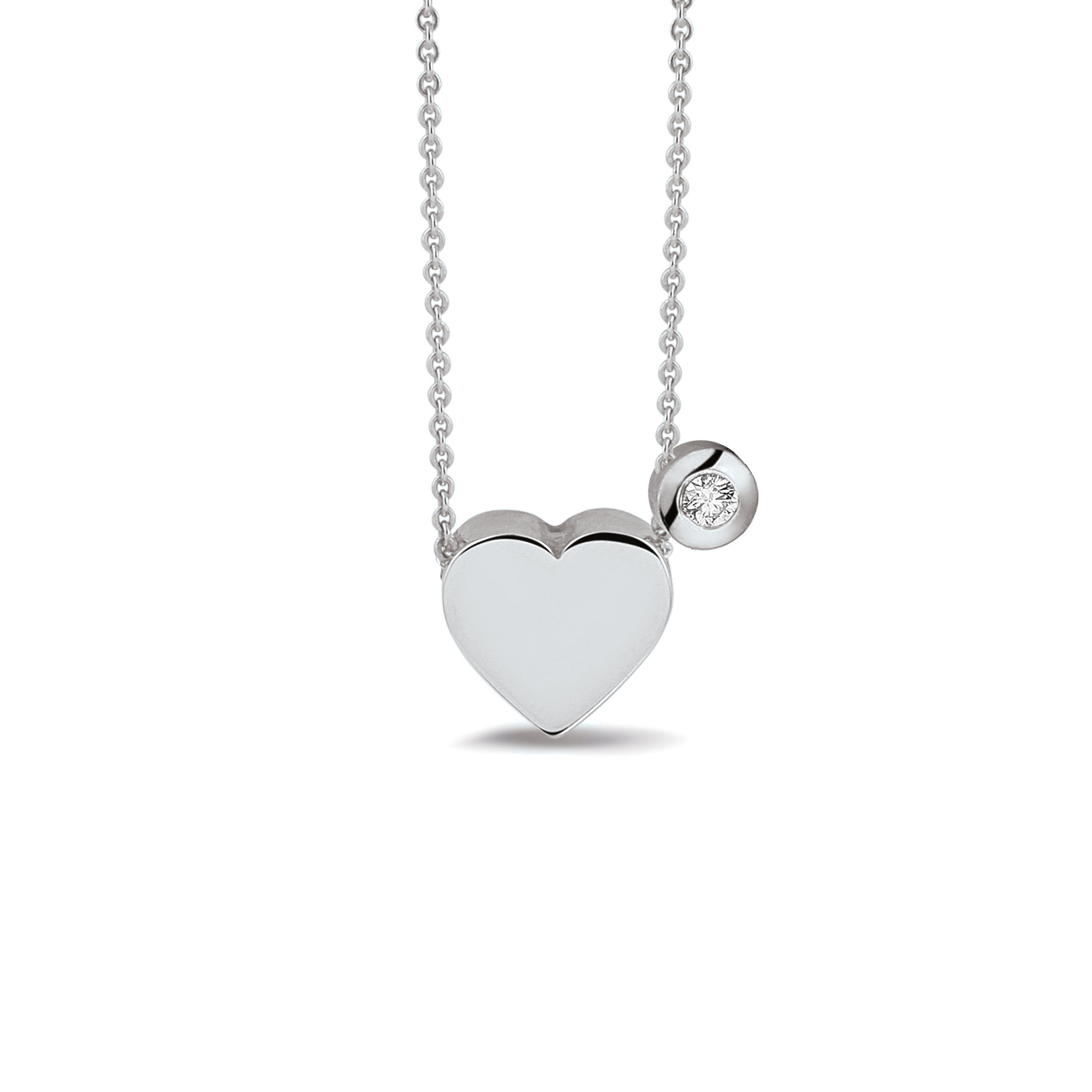 hanger hartje 701 W Goud + 707 W Diamant