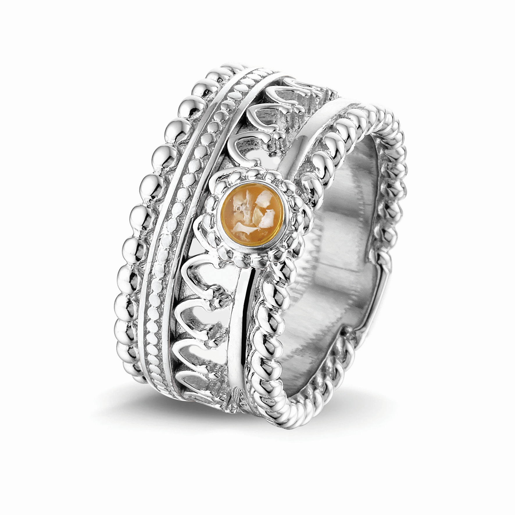 Ring ROR 004 S Zilver see you
