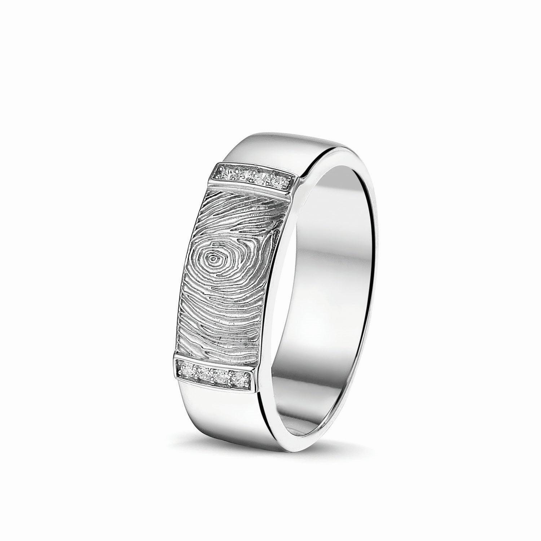 Zilveren ring zirkonia RWS 004