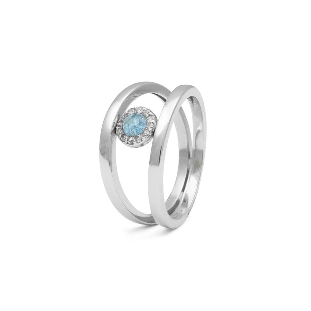 as ring met zirkonia RG015 see you
