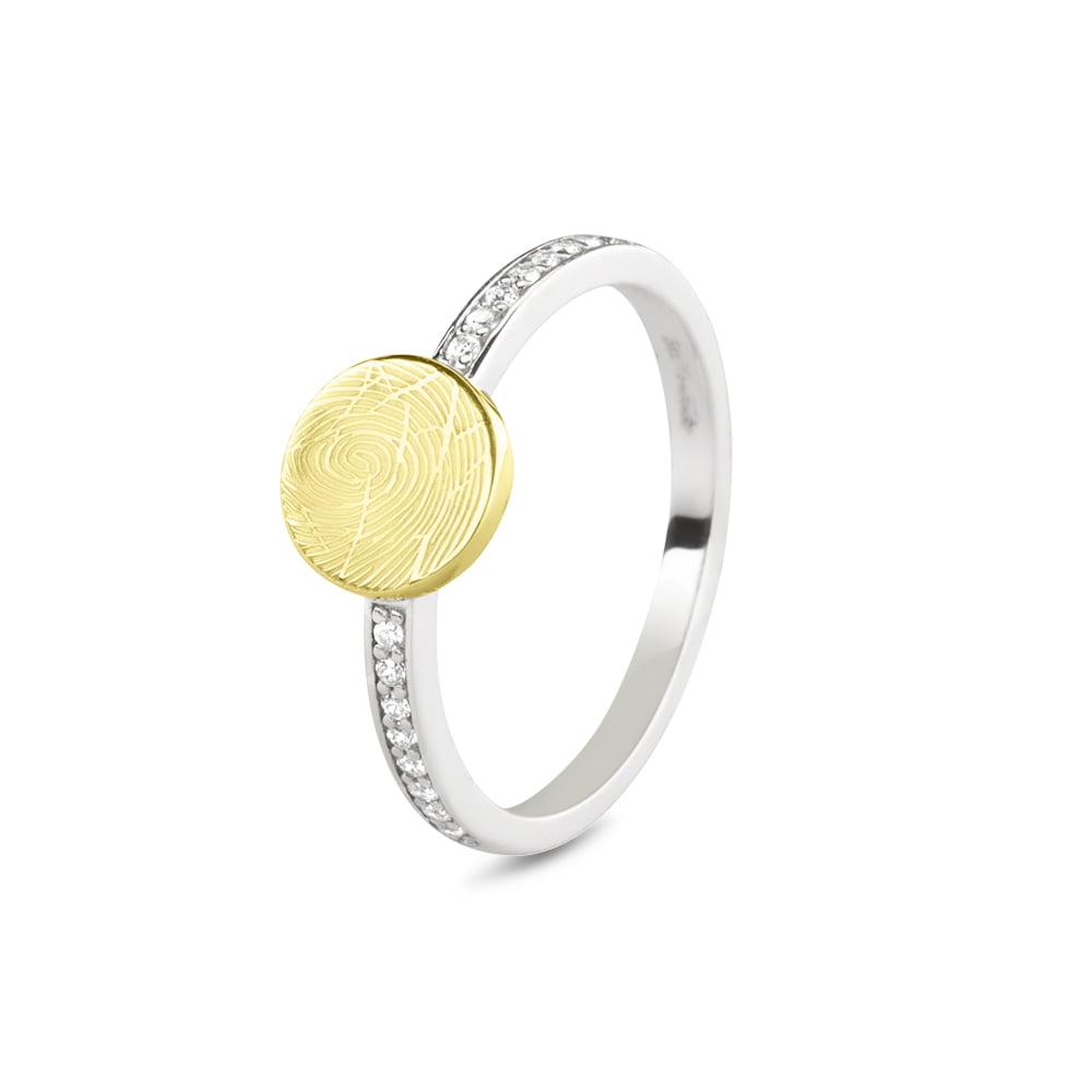 Ring met gravure naar keuze 459 SY