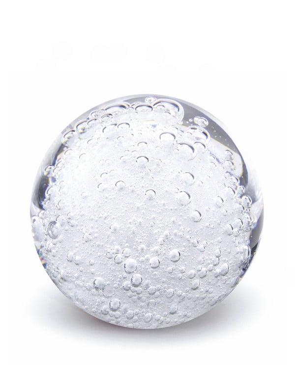 mini urn stardust glas, een wolk van sterren