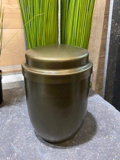 bronzen aluminium urn lichtgewicht