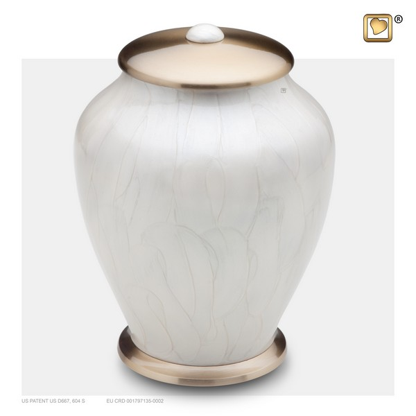 simplicity tall urn collectie
