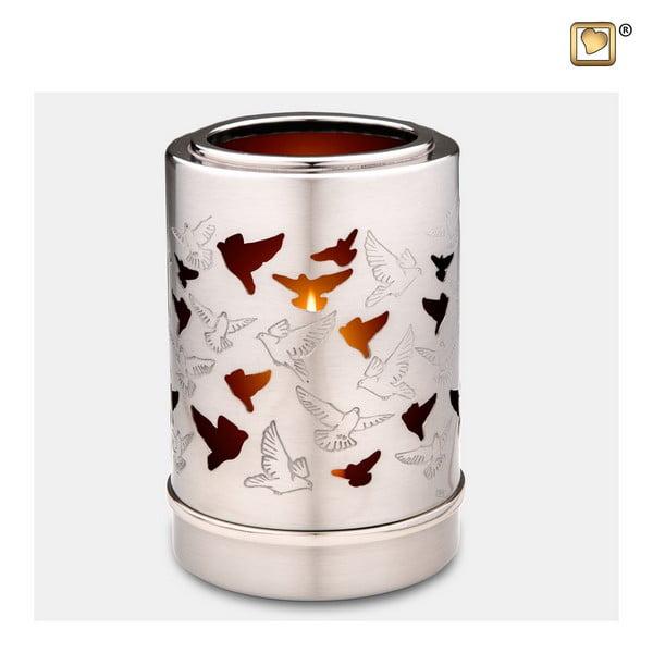 waxinelicht reflection urn collectie